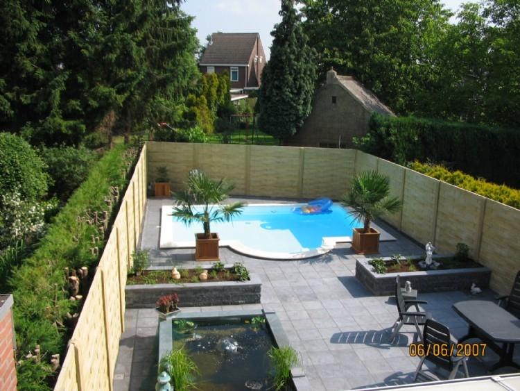 Zwembad en zwembad overkapping terborg projecten for Zwembad overkapping