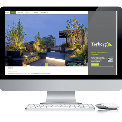 Nieuwe website Terborg Projecten